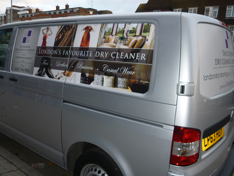 Mobili Domani · The London Dry Cleaning Company ...